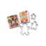 Cooksmart Kids 3-Piece Gingerbread Boy Cookie Cutter Set