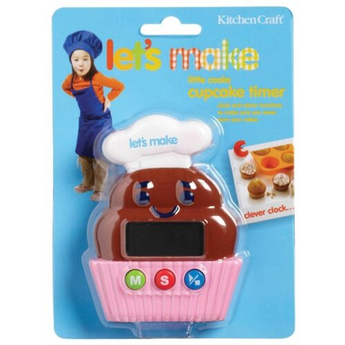 Let's Make Cupcake Digital Timer