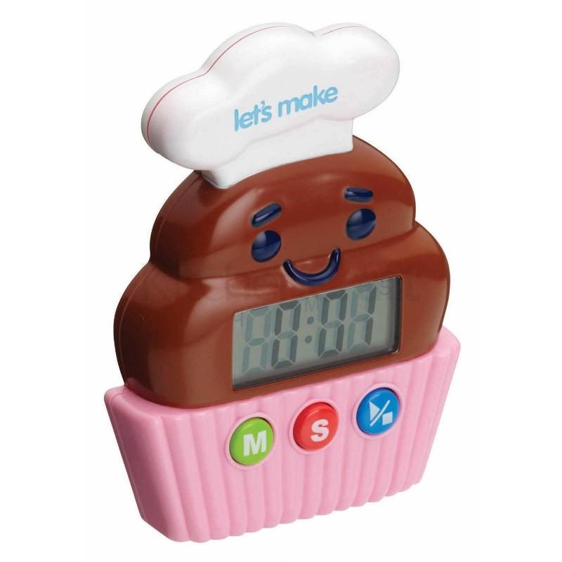 Let's Make Cupcake Digital Timer