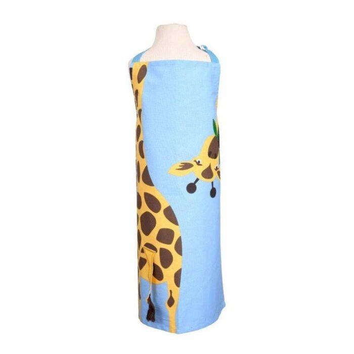 Giraffe Children's Cotton Apron