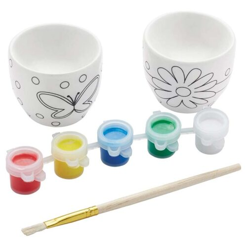 Hoppity Does It Paint Your Own Egg Cups