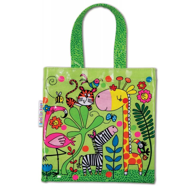 Jungle Mini Tote Bag
