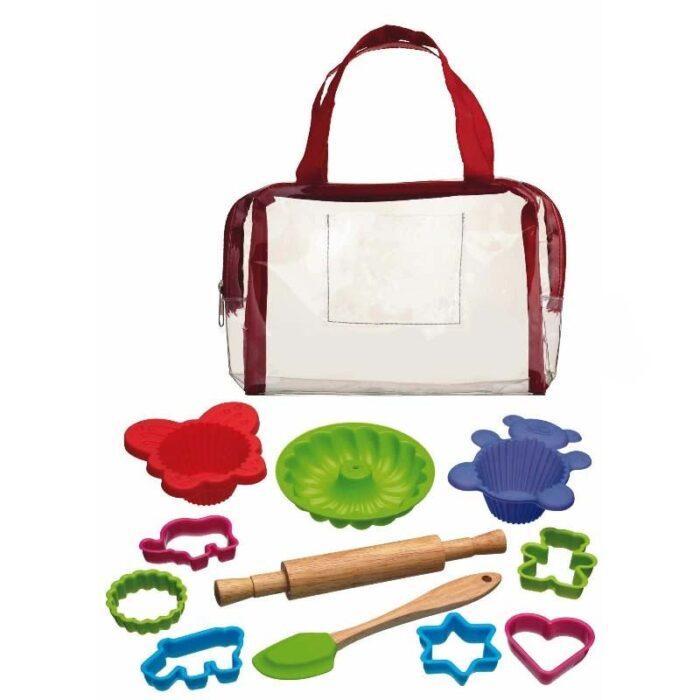 Let's Make Children's 12 Piece Baking Set
