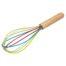 Miniamo Let's Make Silicone Rainbow Whisk