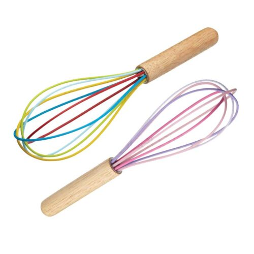 Let's Make Silicone Whisks