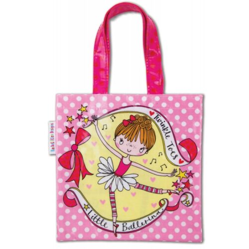 Little Ballerina Mini Tote Bag