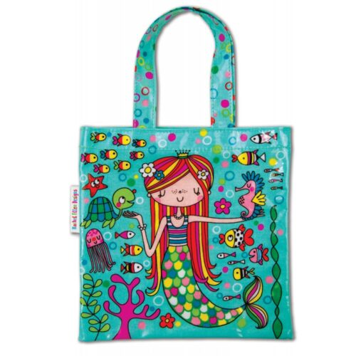 Mermaid Mini Tote Bag