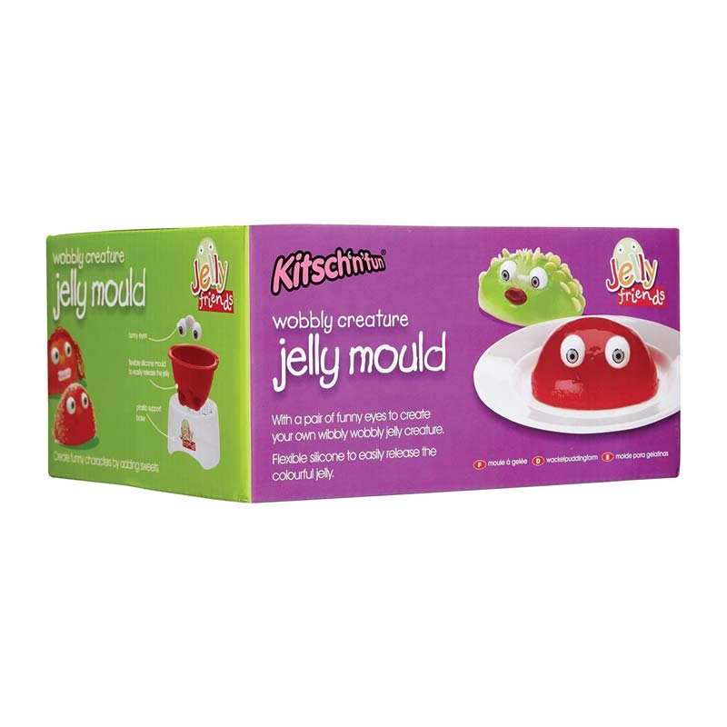 Novelty Creature Wobbly Creature Jelly Mould