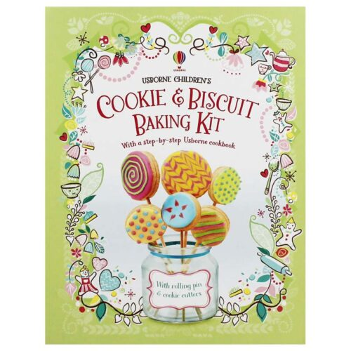 Usborne Cookie and Biscuit Baking Kit