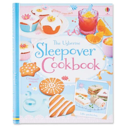 Usborne Sleepover Cookbook