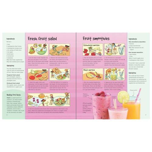 The Usborne Healthy Cookbook
